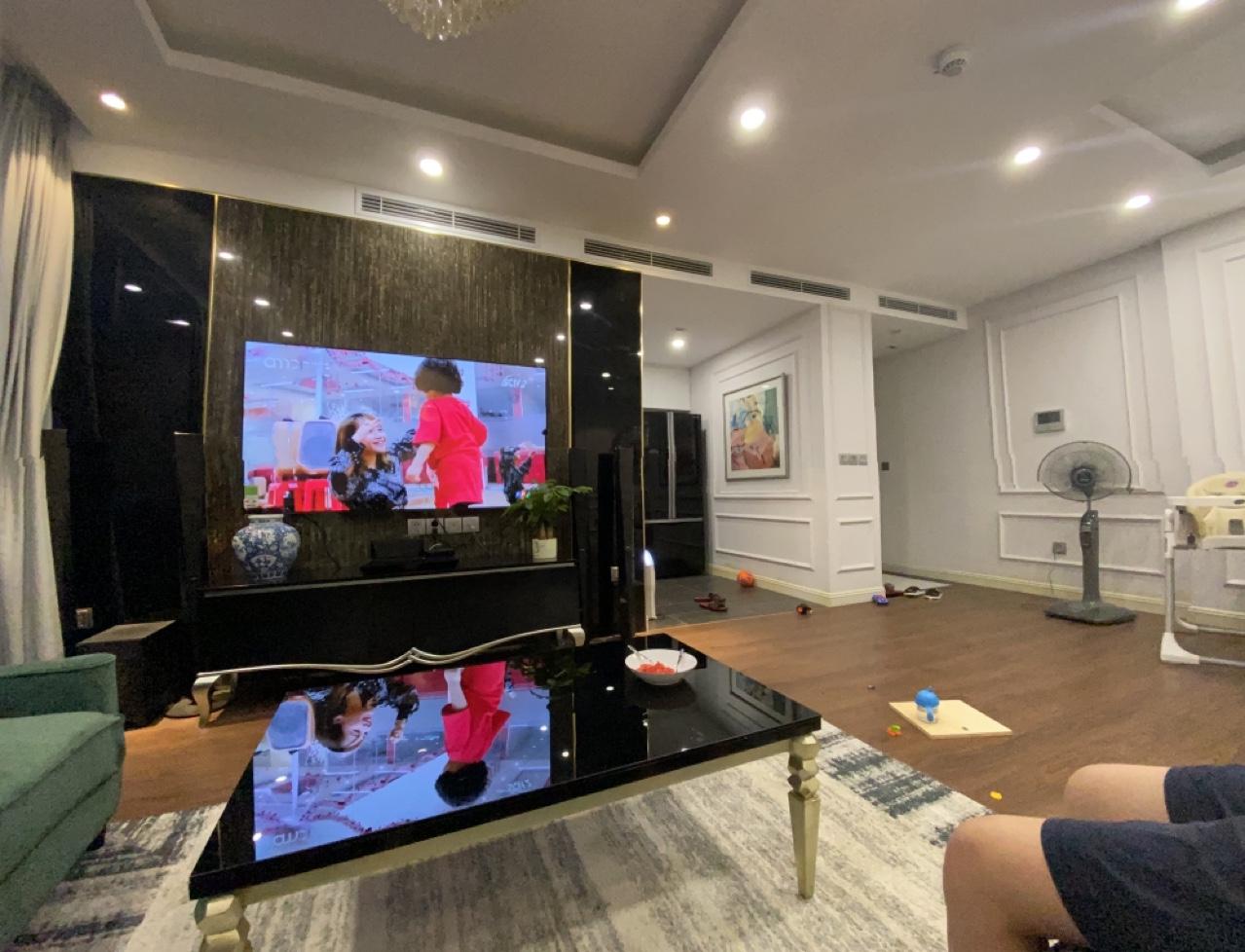 Cần Cho thuê căn hộ chung cư  cao cấp dự án 6th Element, quận Tây Hồ, Hà Nội