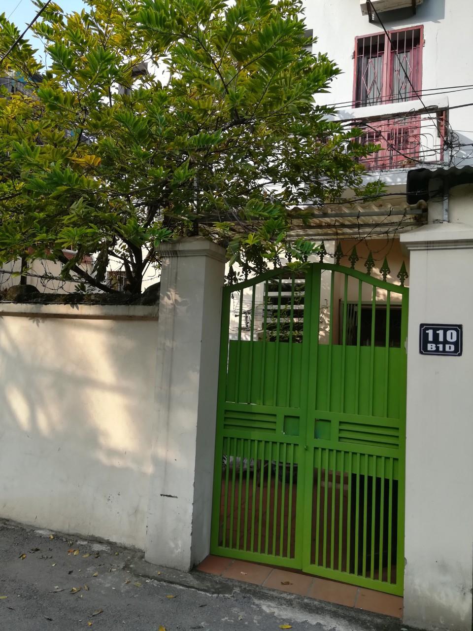 Chính chủ cần cho thuê gấp CHCC, Tầng 1 (Dãy nhà chỉ có 2 tầng), Khu B, Tập thể Bắc Thành Công.
