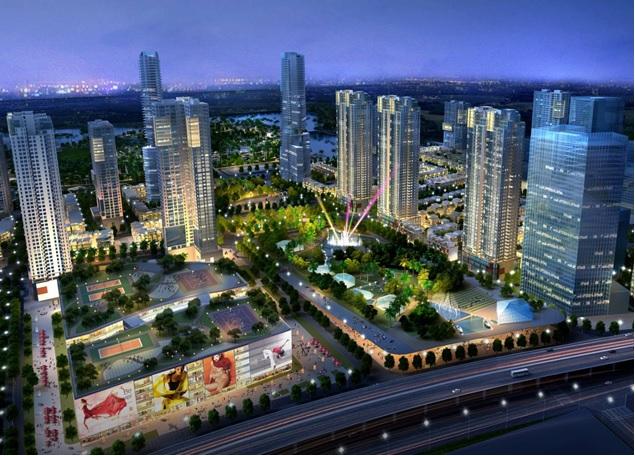 """Bất động sản khu vực phía Tây Hà Nội: Shophouse vẫn """"hút tiền""""!"""