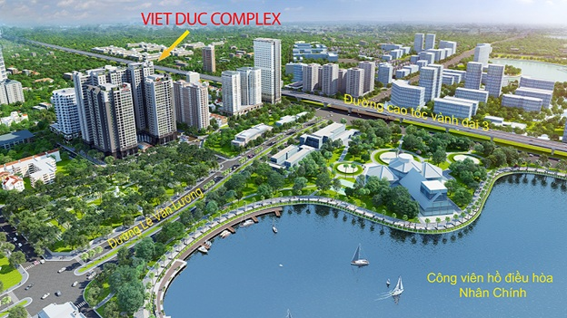 Hàng trăm khách hàng tham dự lễ mở bán Việt Đức Complex