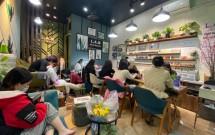 cần sang nhượng cửa hàng Nail tại Kiot 14-Vinh Quang-KĐT Tây Nam Linh Đàm LH 0979785592