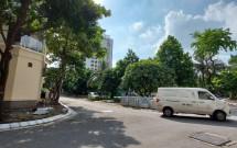 Chính chủ bán biệt thự 3 mặt tiền tại KĐT Yên Hòa, Cầu Giấy DT 104m2x4 tầng LH 0904592850