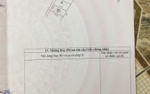 Chính chủ bán mảnh đất tại Phú Lương, Hà Đông DT 53m2 giá 45tr/m2 LH 0982668695