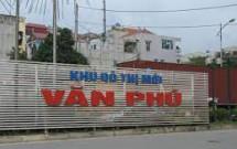 Chính chủ bán nhà liền kề xây thô tại KĐT Văn Phú, Hà Đông, DT90m2x4.5 tầng LH 0919341471