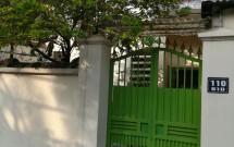 Chính chủ cần cho thuê gấp CHCC, Tầng 1 (Dãy nhà chỉ có 2 tầng), Khu B, Tập thể Thành Công A