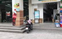 Chính chủ cho thuê Ki ốt tại HH2B Linh Đàm, DT 34m, giá 22tr/tháng LH 0912 020 524