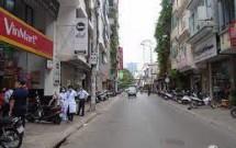 Chính chủ cho thuê nhà mặt phố Nguyễn Văn Tuyết, Phường Láng Hạ, DT 50m2x5 tầng Giá 35tr/th LH 0369667412