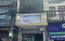 Chính chủ cho thuê nhà mặt phố số 19 Lãn Ông, Hoàn Kiếm DT86m2x3 tầng Giá 100tr/th