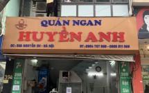 Chính chủ cho thuê nhà mặt phố số 39B Nguyễn Du, Hai Bà Trưng DT30m2x2 tầng Giá 40tr/th LH 0836696996