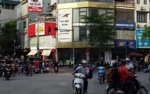 Chính chủ Cho thuê nhà MP Xã Đàn, DT 90m2 x 6T, MT 10m, Nhà Lô góc, giá 120 triệu/tháng LH 0912361669