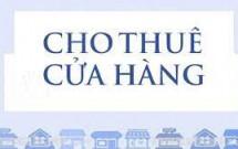 Cho Thuê Cửa Hàng tại 264 Xuân đỉnh -Quân Bắc Từ Liêm -Hà Nội DT25m2 Giá 5 triệu/tháng