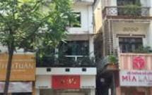 Cho thuê nhà vị trí vàng đẹp nhất mặt tiền phố Huế, Hai Bà Trưng LH 0903453998