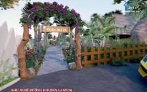 Dự án khu nghỉ dưỡng Homstay GolDen Land,xã Ngọc Phụng, Thường Xuân LH 0971220251