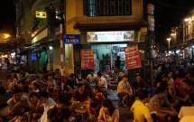 Cho thuê nhà mặt phố tại ngã tư thế giới 25 Tạ Hiền